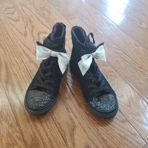 UGG I Heart Glitter Sneakers